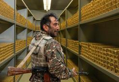 Flaş iddia... 112 ton altın için silah ve asker yığıyor