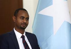 Somali Adalet Bakanı, Ankara Üniversitesi mezunu çıktı