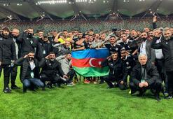 Karabağ, UEFA Avrupa Ligindeki iç saha maçlarını Türkiyede oynamak istiyor