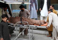 Afganistanda katliam ve izdihamda onlarca ölü