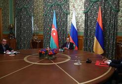 Azerbaycan ve Ermenistan Dışişleri Bakanları, Moskovada