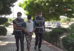 Adanada genç kızı taciz eden şüpheli adliyeye sevk edildi
