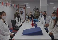 Mehmetçik'ten Kosovada eğitime destek