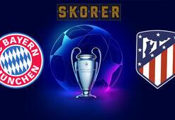 Bayern Münih-Atletico Madrid (CANLI)