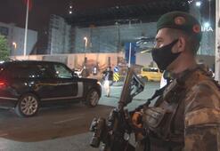 İstanbulda helikopter destekli huzur uygulaması
