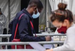 Fransada son 24 saatte 26 bin 676 covid-19 vakası görüldü