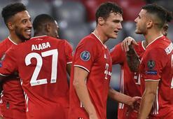 Bayern Münih-Atletico Madrid:4-0