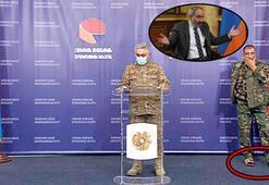 Son dakika: Ermenistan rezil oldu Görüntüler sosyal medyada alay konusu oldu