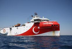 Oruç Reisin Doğu Akdenizdeki çalışma süresi uzatıldı