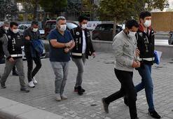 Aksaray merkezli FETÖ operasyonu 17 kişi adliyeye sevk edildi