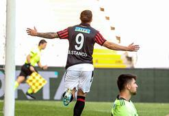 Stancu, Gençlerbirliği formasıyla Süper Ligde 50. gol peşinde