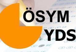 ÖSYM, YDS sonuçlarını açıkladı T.C. Kimlik / YU Numarası ve Aday Şifresi ile YDS sonucu öğrenin
