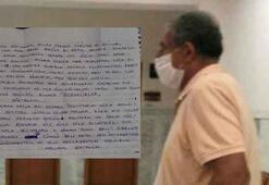 13 yaşındaki kız çocuğuna aşk mektubu yazan kırtasiyeci tutuklandı