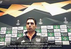 Mikel Artetadan Mesut Özil açıklaması | Vicdanım rahat