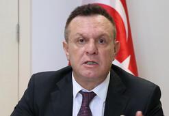Denizlispor Kulübü Başkanı Çetin: Mevcut 10 loca sayımızı 70e çıkartmak için çalışıyoruz