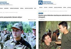 Ermenistandan skandal Serdar Ortaç paylaşımı