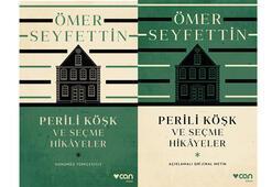 Ömer Seyfettin ölümünün 100. yılında öyküleriyle Can Yayınlarında