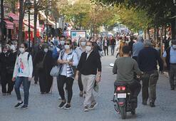 Eskişehir'de koronavirüs vakaları artıyor, tedbirlere uyulmaması korkutuyor