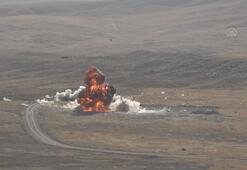 TSKdan nefes kesen Ateş Serbest-2020 faaliyeti
