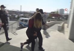 Gardiyanın silahla yaralanma olayında 1 kadın tutuklandı