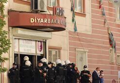 Son dakika... HDP Diyarbakır il eş başkanları gözaltına alındı