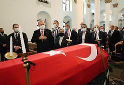 Cumhurbaşkanı Erdoğan, cenaze töreninde konuştu: Markar deyince aklımıza millete sevdası geliyordu
