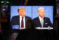 Trump ve Biden son kez kozlarını paylaşacak