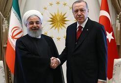 Cumhurbaşkanı Erdoğan İle Ruhaniden kritik görüşme