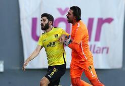 İstanbulspor - Akhisarspor: 2-2