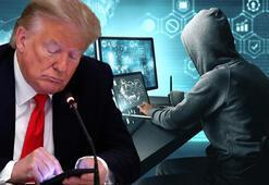 Donald Trumpın Twitter hesabı hacklendi Şifresi: maga2020