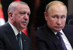 Putinden Erdoğan için dikkat çeken sözler: Baskılara rağmen bağımsız dış politika izliyor