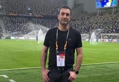 Karabağ Sportif Direktörü Çelikel: Israrla Türkiyede oynamak istedik
