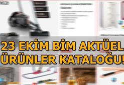 BİM aktüel kataloğunda yer alan ürünler satışta çıktı   23 Ekim BİM aktüel ürünler kataloğunda neler var