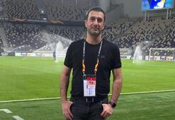 Karabağ Sportif Direktörü Emrah Çelikel: Göksel Gümüşdağ ve yöneticiler bizleri çok sıcak karşıladı