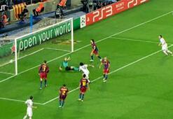 Real Madridin Barcelonaya attığı çarpıcı goller
