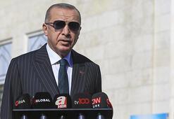 Cumhurbaşkanı Erdoğandan son dakika koronavirüs açıklaması