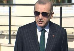 Cumhurbaşkanı Erdoğan: Şu an itibariyle İstanbul salgında en önde gelen illerimizden biri