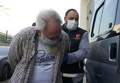 70 yaşında, uyuşturucu ticaretinden gözaltına alındı