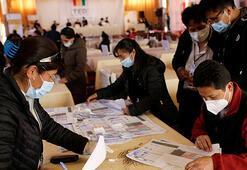 Son dakika.. Bolivyada seçim sonuçları açıklandı