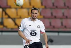 UEFA Avrupa Liginde haftanın oyuncusu Yusuf Yazıcı