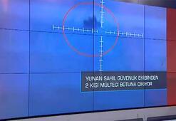Görüntülere CNN TÜRK ulaştı Dünya bu olayı konuşuyor