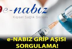 e Nabız grip aşısı sorgulama, girip aşısı kimlere yapılacak e-Nabıza nasıl kayıt oluur ve şifre alınır