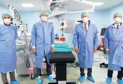 Beyin ameliyatlarında geleceğin teknolojisi
