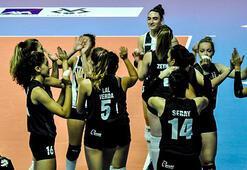 Beşiktaş Kadın Voleybol Takımının maçı Kovid-19 sebebiyle  ertelendi