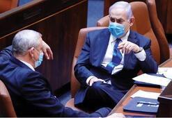İsrail karıştı Gantzdan Netanyahuya F-35 suçlaması