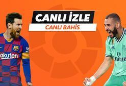 El Clasico heyecanı Misli.comda Barcelona- Real Madrid CANLI