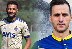 Son dakika | Beşiktaşta Kalinic ve Sangarenin faturası kesildi