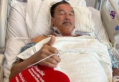 Arnold Schwarzenegger ameliyat oldu