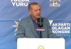 Cumhurbaşkanı Erdoğan: Azerbaycanlı kardeşlerimiz işgal altındaki topraklara doğru yürüyorlar
