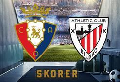 Osasuna - Atletic Bilbao: 1-0